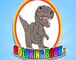 العاب بنات يومية كتاب تلوين الديناصورات