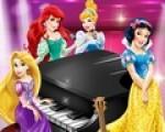 العاب بنات هاي أميرات ديزنى فى الحفلة