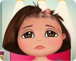 2016 العاب بنات قص شعر
