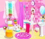 العاب تنظيف الحمامات