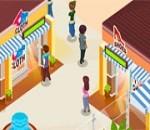 العاب بناء المول التجاري للتسوق