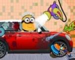 العاب بنات هاي منيون وغسيل السيارات