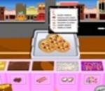 لعبة طبخ الكوكيز