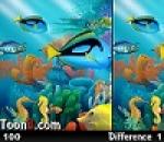 لعبه الاختلاف بين الصور