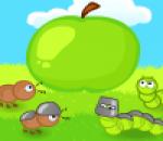 لعبه التفاحة الضائعة