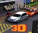 3D العاب ركن سيارات