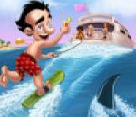 لعبه التزلج على المياه