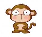 لعبه القرد الجائع
