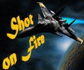اطلاق النار فى الفضاء