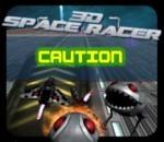 لعبه سباق سيارات الفضاء