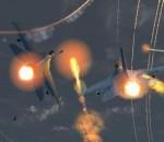 حرب الطائرات فى الفضاء