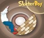 لعبه الولد المتزلج