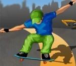 لعبه لوح التزلج