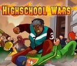 لعبه حرب مدرسه الثانويه