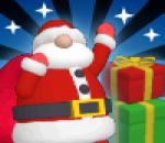 لعبة هدايا بابا نويل