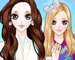 العاب 3 بنات ستايل