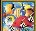 العاب بازل  السمك