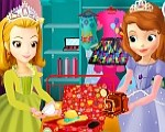 العاب بنات يومية الأميرة صوفيا فى رحلة الصيف