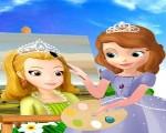 العاب رسم بنات الرسم مع الأميرة صوفيا