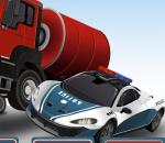 سباق السرعة العجيب ومطاردة الشرطة