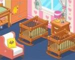 العاب بنات ستايل تصميم غرفة البيبى