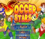 لعبة نجوم كرة القدم